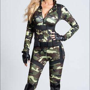 spirit halloween Other - Camp Paratrooper Halloween Costume